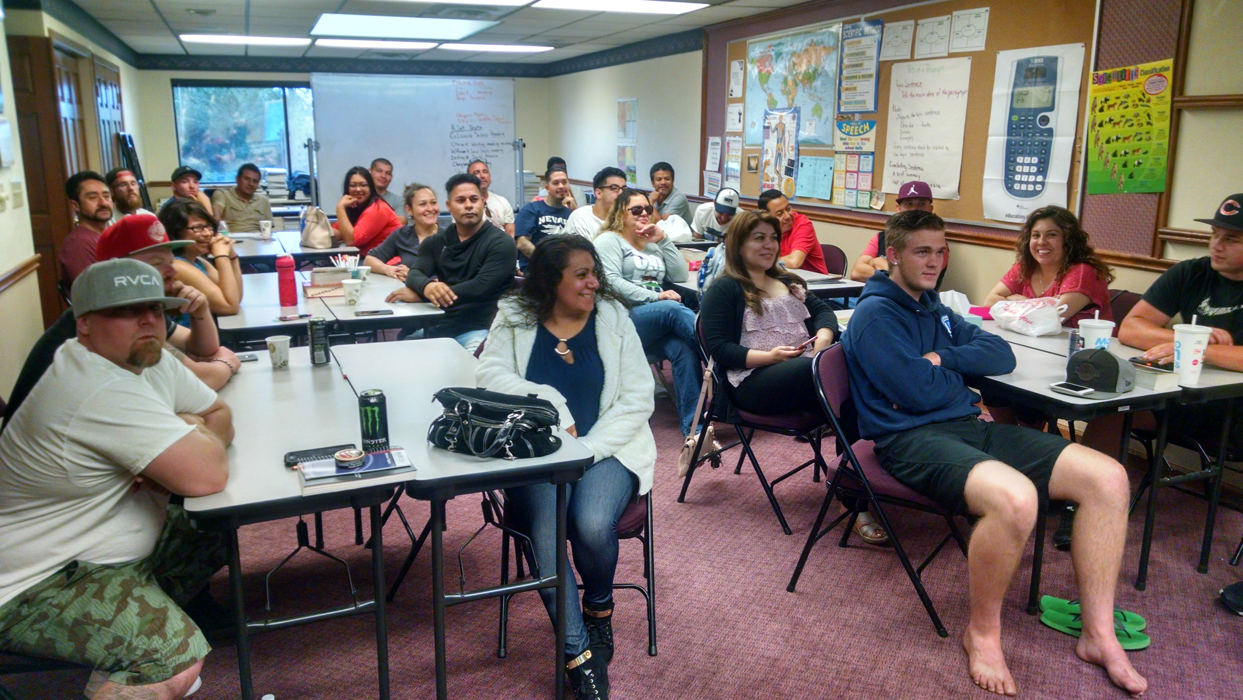 Premise Indicator Words: OSHA 10-Hour Construction Safety Training